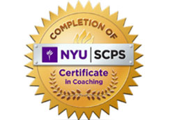 New York University Certified Coach